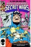 Marvel Super Heroes Secret Wars  7  VG+