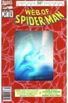 Web of Spider Man  90  (polybagged)