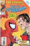 Web of Spider Man 117b  VF-