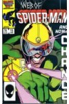 Web of Spider Man  15  VF-