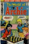 Archie Giant Series 208  VG-