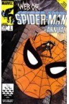 Web of Spider Man Annual  2  FN+