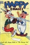 Happy Comics (1943) 37  GD+