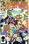 Marvel Super Heroes Secret Wars  5  FN+