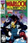 Warlock and the Infinity Watch 16  VFNM