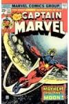 Captain Marvel  37  VG+