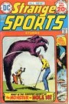 Strange Sports Stories  6  VG+