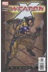 Weapon X (2002) 25  VF-