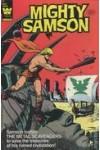 Mighty Samson 32  GD+