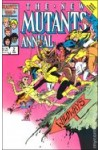 New Mutants Annual 2  GD