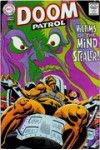 Doom Patrol (1964) 119  GD+