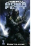 Star Wars Boba Fett Man with a Mission TPB  FVF