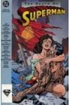 Death of Superman TPB  FN