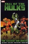 Fall of the Hulks - Savage She Hulks TPB  VF