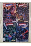 Superman Aliens II Godwar 1-4